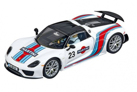 Carrera Digital 132 Porsche 918 Spyder Slotcar 1:32 Art 30698