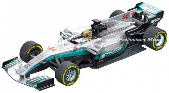 Carrera Digital 132 Mrecedes F1 W08 EQ Power+ L. Hamilton Nr. 44 30840