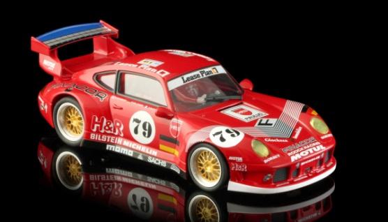 Revo Slot 1/32 Porsche 911GT2 Nr. 79
