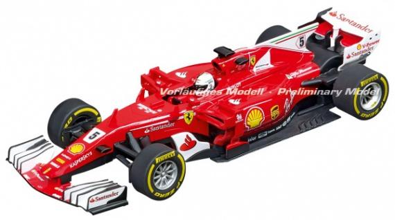 Carrera Digital 132 Ferrari SF70H S. Vettel Nr. 5 30842