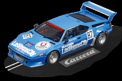 Carrera Digital 124 BMW M1 Procar Nr. 87 Norisring 1981 23871