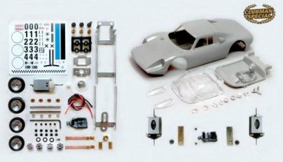 MRRC Bausatz Clubman Special '904' grau MRRC 106CP03609