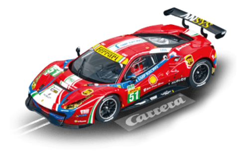 Carrera Digital 132 GT Race Stars 7, 3m 20030005 - Vorschau 4