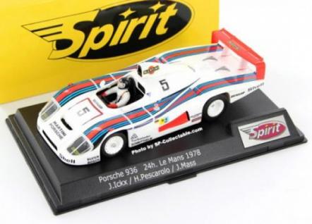 Porsche 936 Slotcar 1:32 von Spirit