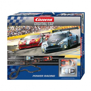 CARRERA DIGITAL 132 Power Racing, 9m 30167