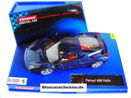 Carrera Digital 132 Ferrari 458 Italia 30566 - Vorschau 4