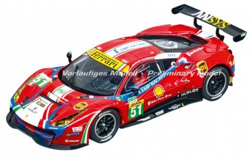 Carrera Digital 132 Ferrari 488 GT3 AF Corse Nr. 51 30848