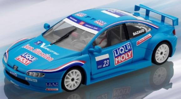 Peugeot 406 Silhouette Liqui Moly Slotcar 1:32 von Spirit