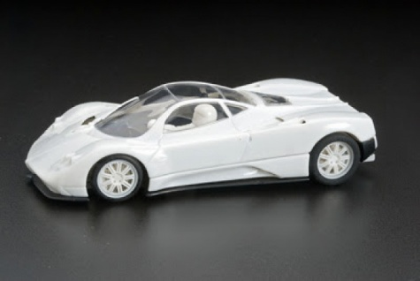 MB Slot Pagani Zonda F2005 White-Kit