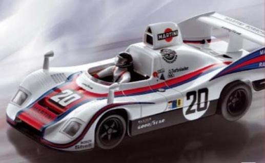 Porsche 936 LeMans 76 Slotcar 1:32 von Spirit