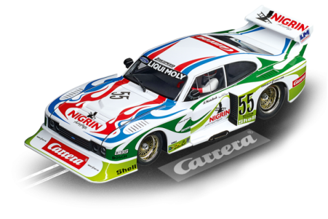 Carrera Digital 124 Ford Capri Zakspeed Turbo Liqui Moly Equipe Nr. 55 23869