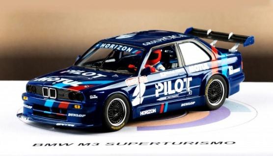 BMW M3 Sport Prototype Team Pilot-Motul Nr.2 Platinium Collection Edition