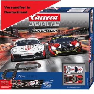 Carrera Digital 132 High Speeder 7, 3 m 30003
