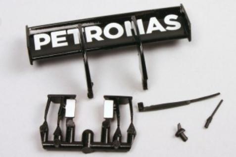 Carrera Spiegel und Flügel Kleinteile für Mercedes AMG C63 DTM P.Di Resta Nr. 3 27573 , 30839