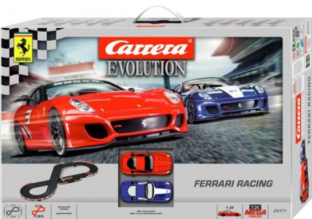 Carrera Evolution Ferrari Racing Art 25171
