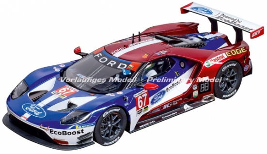 Carrera Digital 124 Ford GT Race Car Nr. 67 23875