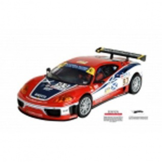 Ferrari 360 GTC Slotcar 1:32 von SCX 62480