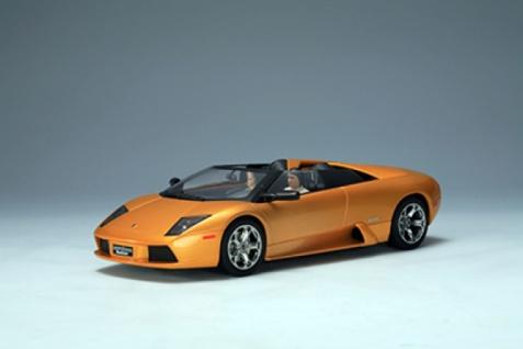 Lamborghini Murcielago Roadster Slotcar 1:24 von AutoArt 14041