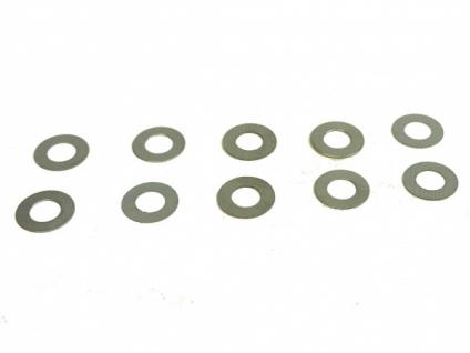 BRM Achsdistanzen 0.1mm für 3mm Achse 10 Stück