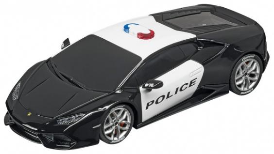 Carrera Digital 132 Lamborghini Huracan LP 610-4 Police 30854