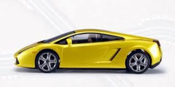 Lamborghini Gallardo Slotcar 1:24 von AutoArt 14031