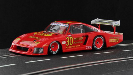 Sideways Porsche 935/78 Nr 30 Sears Point 1981 Sideways 3224 mit Slot.it Technik