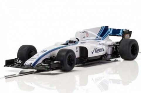 Scalextric Williams FW40 2017 Formula 1 Nr.19 Felipe Massa