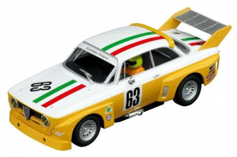 Carrera Digital 132 Alfa Romeo GTA Silhouette Slotcar 1:32 30625