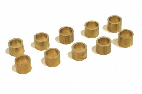 BRM Achsdistanzen 3.0mm für 3mm Achse 10 Stück