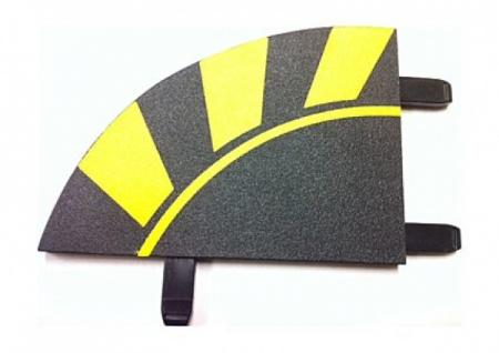 Carrera Endstück 2 Stück 20598 gelb - Vorschau