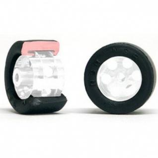 Alu-Felgen mit Reifen Ultragrip (19x10, 5), 2 Stück NSR 9033