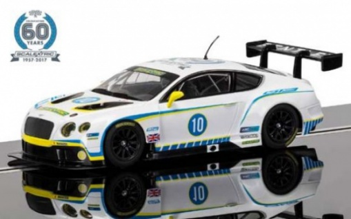 Scalextric Bentley Continental GT3, Limited Edition 3831