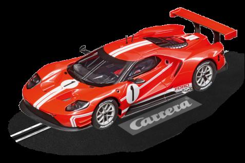Carrera Evolution Ford GT Race Car Time Twist Nr. 1 27596