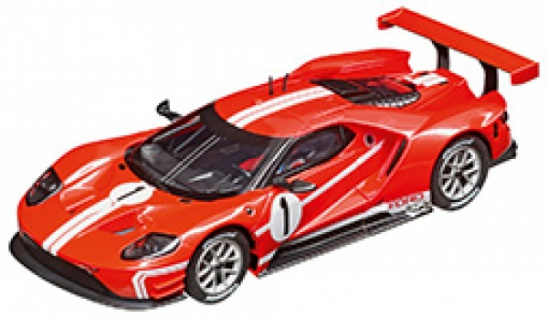 Carrera Digital 132 Ford GT Race Car Time Twist Nr 1 30873 - Vorschau