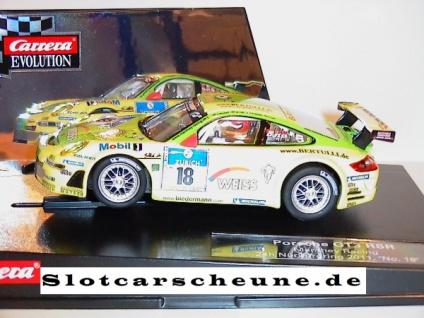 Carrera Evolution Porsche GT3 RSR Manthey Racing 27401