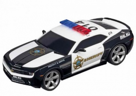 Carrera Digital 132 Chevrolet Camaro Sheriff 30756