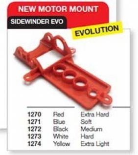 Motor-/Achshalter SW Extra Hard Red EVO 1 Stück 1270