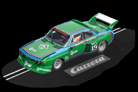 Carrera Digital 132 BMW 3.5 CSL Nr. 12 1976 30897
