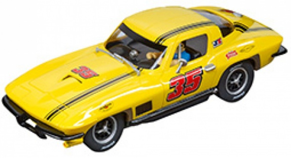 Carrera Digital 132 Chevrolet Corvette Sting Ray Nr. 35 30906