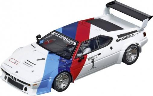 Carrera Digital 132 BMW M1 Procar Andretti Nr. 1 1979 Slotcar 1:32 30814