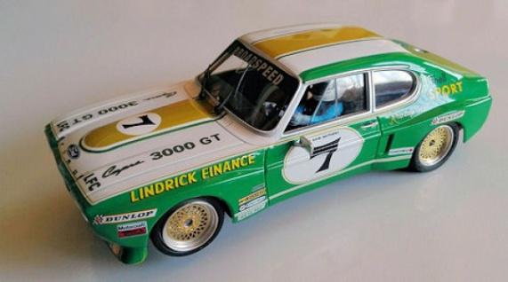 Ford Capri 2600 LV Brands Hatch 1973 Nr. 7