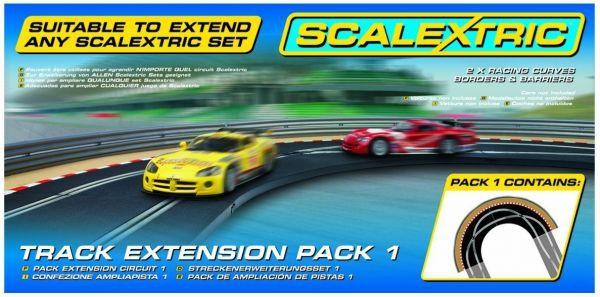 Ausbau-Extension (ohne Fahrzeuge) Scalextric 8510