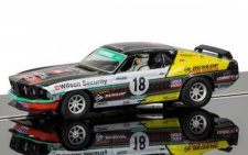 Scalextric Ford Mustang Boss 302 1969 3728