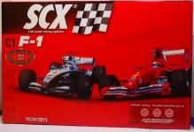 SCX F1 Komplett set Rennbahn