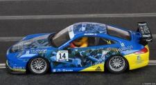 Porsche 997 GT3 Slotcar 1:32 von Ninco 50486