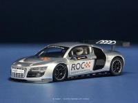NSR Audi R8 LMS ROC 2011 S. Vettel Slotcar