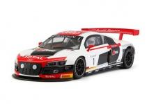 NSR Audi R8 Belgian Audi Club Slotcar 1:32 1186
