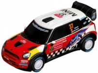 Carrera GO Mini Countryman Slotcar 1:43 61239