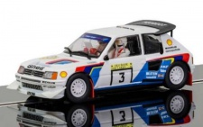 Scalextric Peugeot 205 T16 1985 1000 Seen 3751