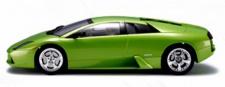 Lamborghini Murcielago Slotcar 1:24 von AutoArt 14022